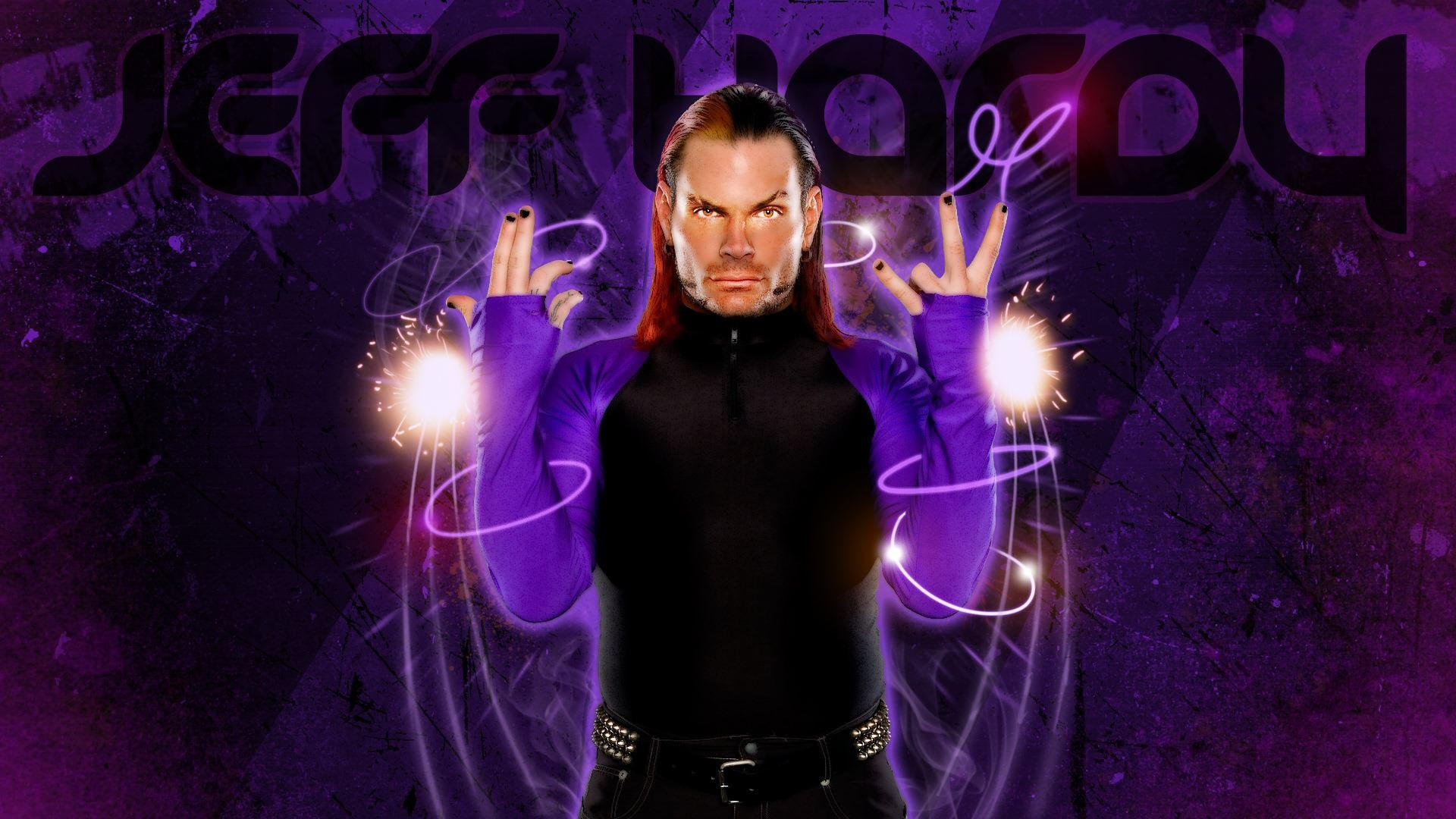 wwe superstar jeff hardy hd 3d wallpaper desktop