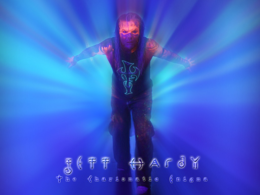 wwe superstar jeff hardy hd 3d wallpaper