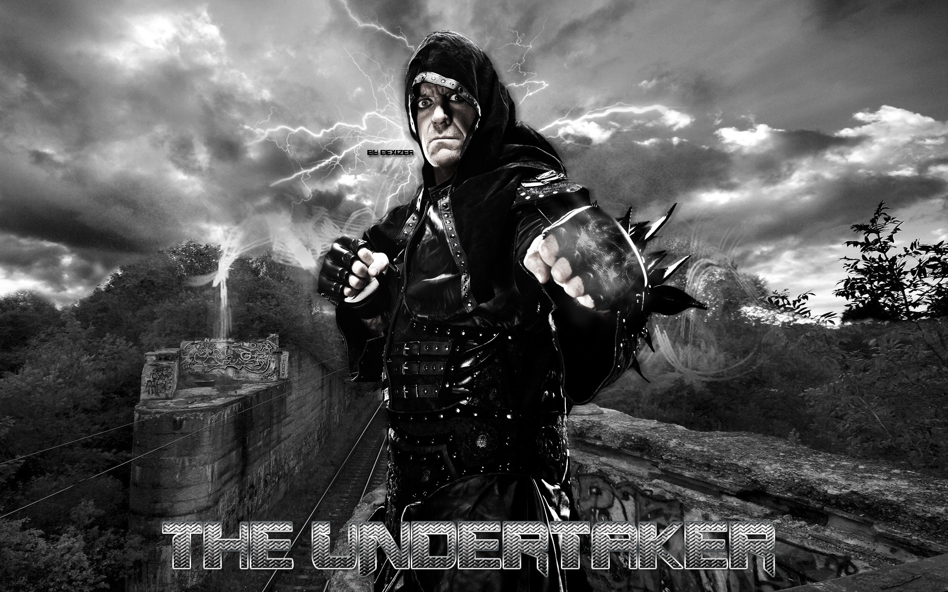 wwe superstar the undertaker free wallpaper