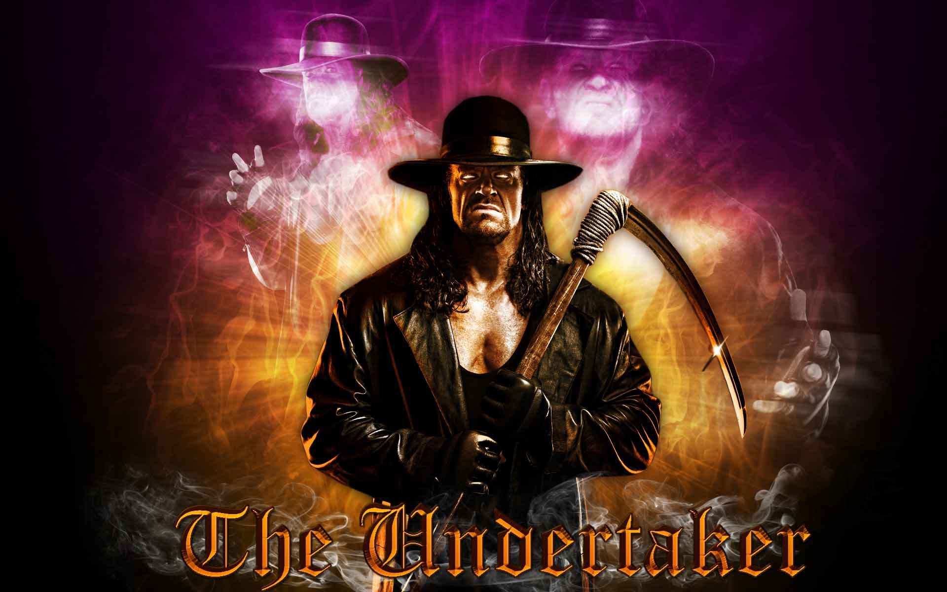 wwe superstar the undertaker wallpaper