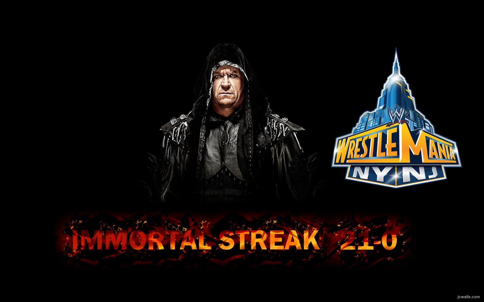 wwe undertaker immortal champion free wallpaper