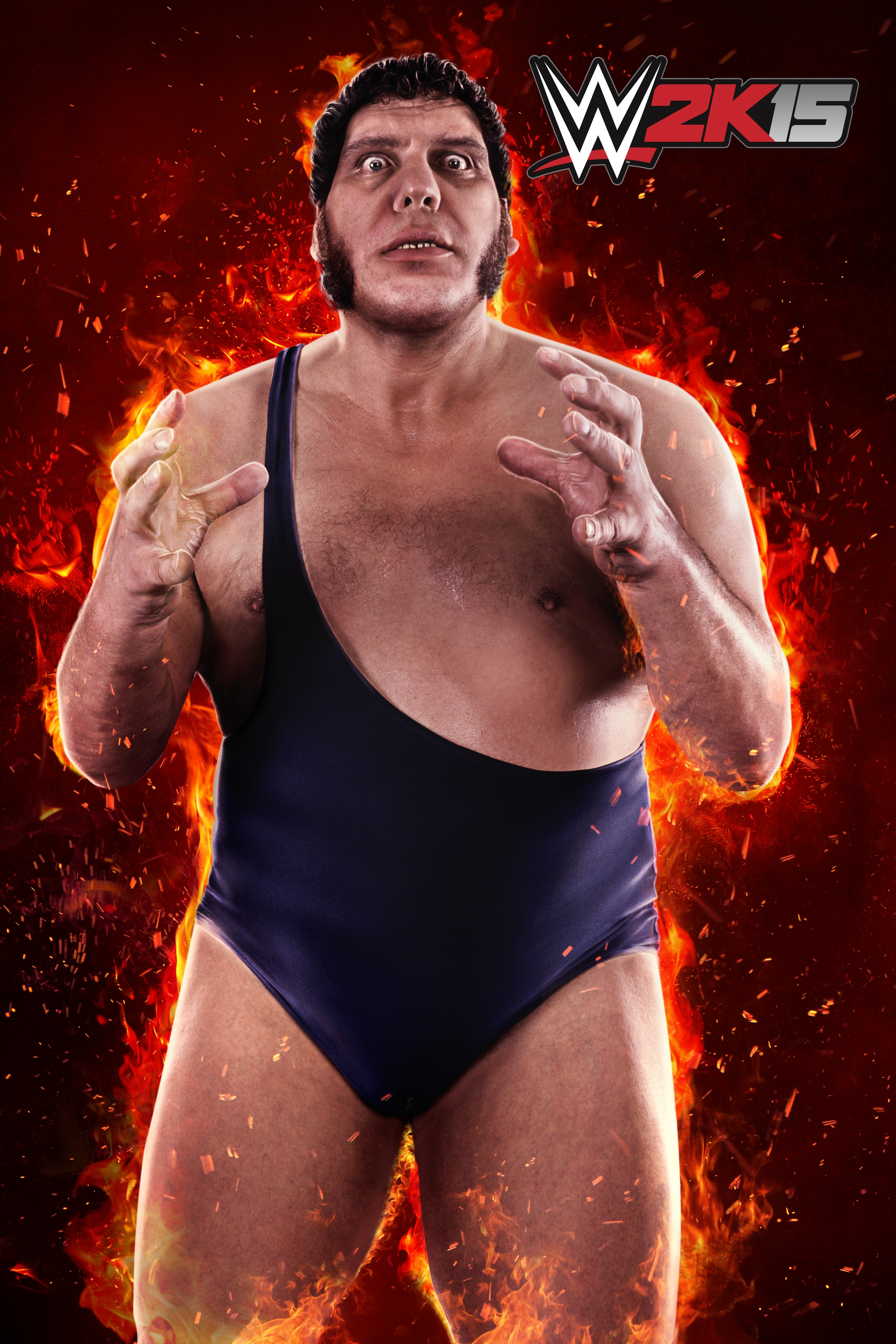 wwe2k15 andre the giant